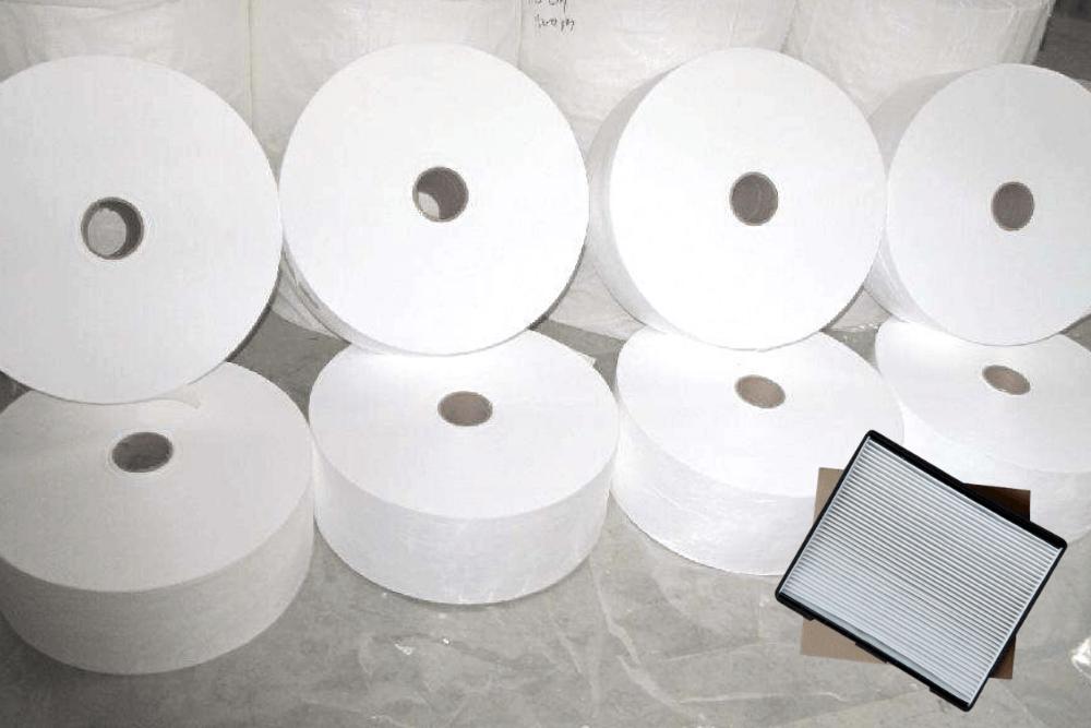 Air Filtration Material Meltblown Cloth